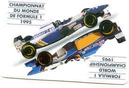 RENAULT - CARTE PUBLICITAIRE - Car - Voiture - Automobile - Cars