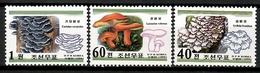 Korea 1999 Corea  / Mushrooms MNH Pilze Setas Champignons / Cu12531  41-7 - Hongos