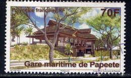 POLYNESIE - 979° - GARE MARITIME DE PAPEETE - Polynésie Française