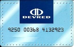 Carte Cadeau - Fidélité - Devred - GIFT CARD /GESCHENKKARTE - Cartes Cadeaux