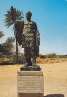 Libya PPC Leptis Magna : Statue Of Septimus Severus Dept. Of Antiquities LIBYA 1994 KÖLN Germany - Libyen