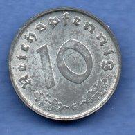 Allemagne   - 10 Reichspfennig  1940 G-  état SUP - 10 Reichspfennig