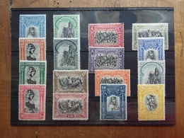 PORTOGALLO 1928 - 3° Centenario Indipendenza Nn. 491/506 Nuovi * (1 Valore Piega Angolo) + Spedizione Prioritaria - 1910 - ... Repubblica