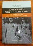 Boek  1999       Standaard Uitgave  De VERVOLGING Van De ANTWERPSE JODEN - Guerre 1939-45
