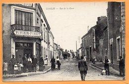 Conlie France 1910 Postcard - Conlie
