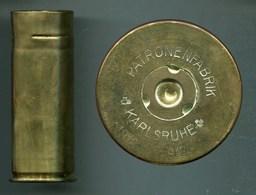 101 SR Maxim Pom-Pom - PATRONENFABRIK KARLSRUHE 1918 - Segments Longs - Armi Da Collezione