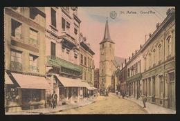 ARLON   GRAND'RUE - Flobecq - Vloesberg