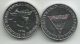 Nicaragua 5 Centavos 1994. High Grade - Nicaragua