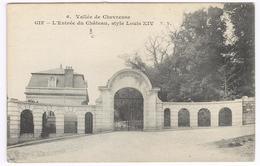 Gif - Nr  6 Vallée De Chevreuse - Entrée Du Chateau Style Louis XIV -  Ed. V.V. - Gif Sur Yvette