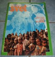Tina Turner Mick Jagger - SVET - Yugoslavia July 1985 VERY RARE - Magazines