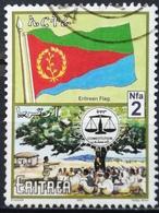 2000 ERITREA Progress And National Symbols Flag And Constitution Of Eritrea - Eritrea