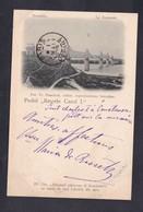 Roumanie Romania Cernavoda Podul Regele Carol I ( Pont Sur Le Danube 1899) - Roumanie