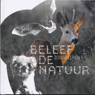 Themaboek PostNL – Beleef De Natuur - Zoogdieren - Jaar Van Uitgifte 2019 - Exclusief Zegels - Literatuur