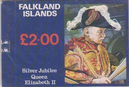 Falkland Islands 1977 Silver Jubilee Booklet ** Mnh (42538) - Falklandeilanden