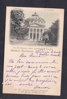 Roumanie Romania Bucuresci Bucarest Aheneul ( Ateneul Ed Duschek) - Roumanie