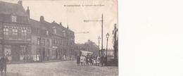 Wambrechies: Le Calvaire, Rue D' Ypres. (Erster Weltkrieg, 1916.) - Francia