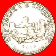 + FORTRESS (2009-2013): ALBANIA ★ 10 LEK 2009! LOW START ★ NO RESERVE! - Albania
