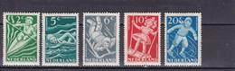 Nederland/Pays-Bas Niederlande NVPH 508-12, Mi 511-15 ** MNH - Unused Stamps