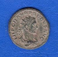 Probus  276/282  Antonini  Clemantia  Temp - 5. The Military Crisis (235 AD To 284 AD)