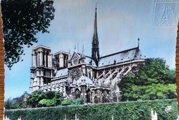 Notre-Dame De Paris - France