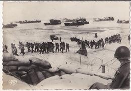Debarquement En Normandie-formidable Deploiement De Force Navales En Normendie - Basse-Normandie