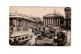 Bank Of England & Royal Exchange London - Autres