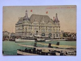 Turkey Türkei Turquie ~ 1920, Constantinople Istanbul, Gare De Haidar Pacha - Turkije