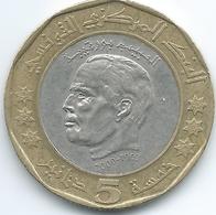 Tunisia - 2002 - 5 Dinars - 2nd Anniversary Of Habib Bourguiba Death - KM350 - Tunisia