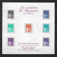 France Blocs Feuillet  De 2001 N°41 Neuf ** Prix De La Poste - Sheetlets