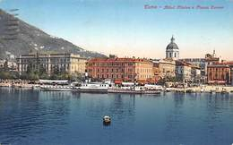 Como, Hotel Plinius E Piazza Lavour - Como