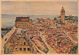 Friedrichshafen, Luftangriffe 1944, Kulturwoche Friedrichshafen 1948 - Friedrichshafen