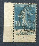 France Ob N° 192 - Pub - Le Secours  Vie - Reclame