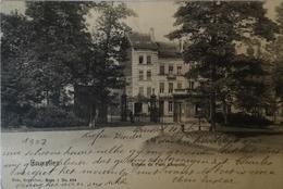 Bruxelles // Entree Du Parc Leopold 1907 Ed. Nels 1/424 - Bossen, Parken, Tuinen