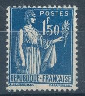 N°288 NEUF**VARIETE CADRE ET COULEUR - 1932-39 Paix