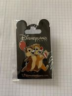 Pin's Disney Pins Disney - Collection Tic & Tac Pop-corn Ballon Neufs - Disney