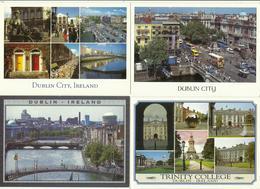 Dublin - (Ireland) -- Lot  De  7  Cartes  Postales.     (voir  Scans) - Cartes Postales