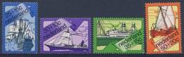 Nederland Netherlands Pays Bas 1973 Mi 1007 /0 YT 978 /1 SG 1167 /0 ** Dutch Ships / Schiffe / Navires / Schepen - Periode 1949-1980 (Juliana)