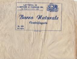 LATTERIA S. GIOVANNI DI POLCENIGO - Publicidad