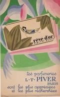 PUBLICITE - LES PARFUMERIES PIVER PARIS - Publicités