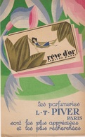 PUBLICITE - LES PARFUMERIES PIVER PARIS - Advertising