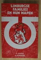 Limburgse Families En Hun Wapen - Deel 1 - Books, Magazines, Comics