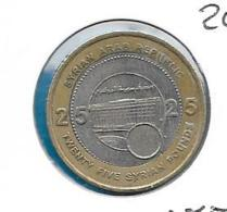 Syrie - 25 Pounds - 2003 - KM 131 - Syrie