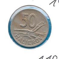 Slowakije - 50 Halierov - 1941 - KM 5 - Slovaquie