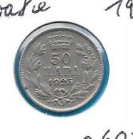 Joegoslavië - 50 Para - 1925 - KM 4 - Yougoslavie