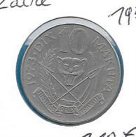Zaïre - 10 Makuta - 1973 - KM 7 - Zaire (1971-97)