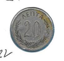 Griekenland - 20 Lepta - 1894 - KM 57 - Grèce