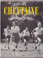 Scoutisme : Cheftaine  1957 - Scoutisme