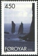 1996Faroe Islands291Landscape1,40 € - Féroé (Iles)