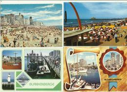 Belgique - La Côte -- Lot  De  18  Cartes  Postales.     (voir  Scans) - Cartes Postales