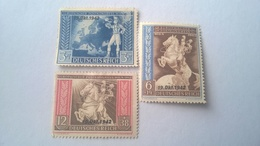 German Reich 1942 Vienna Postal Congress 19.okt.1942 - Deutschland